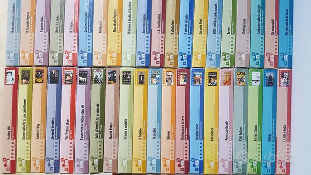 I Grandi Film del Corriere della Sera in 100 VHS