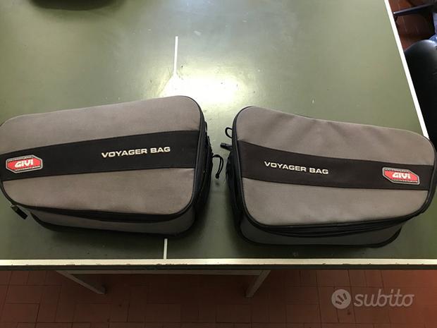 "Borse Laterali Givi ""Voyager Bag"""