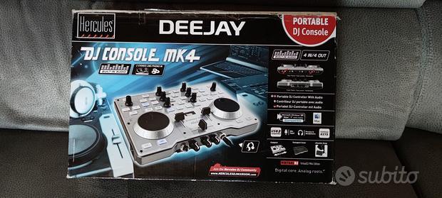 DJ console MK4 Hercules