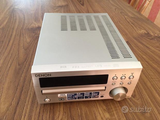 Denon RCD-M40DAB sintoampli CD USB Mp3 DAB