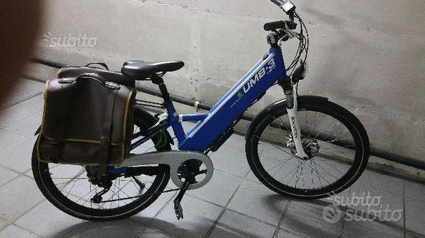 Bici elettrica move your life umb-3 urban
