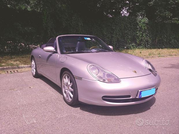 Porsche 911 (996) - 2001