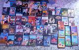 Lotto 54 DVD Film e Cartoni Animati ITA