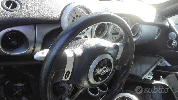 Ricambi interni mini cooper s anno 2006 - R53