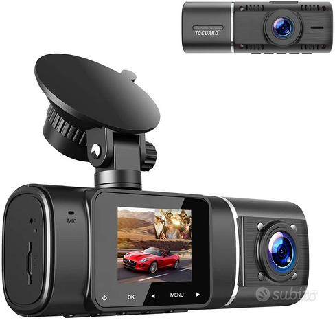 Doppia Telecamera per auto 1080P HDR 170° NUOVA