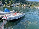 Barca open con motore 40cv senza patente