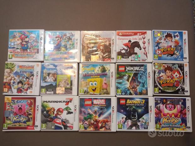 Videogiochi per nintendo 3ds pal