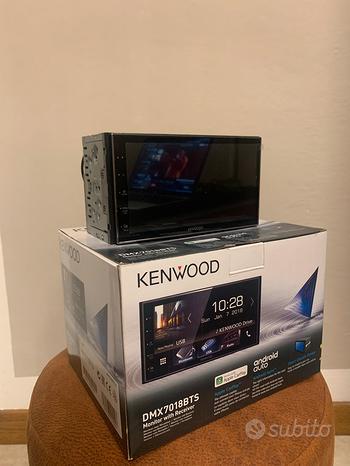 Kenwood monitor auto autoradio