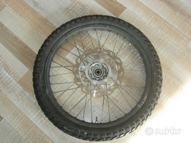 Cerchio anteriore beta 125