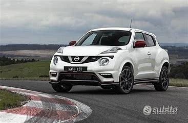 Nissan juke 2018 per ricambi