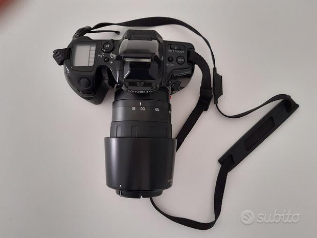 Fotocamera Minolta del 1994