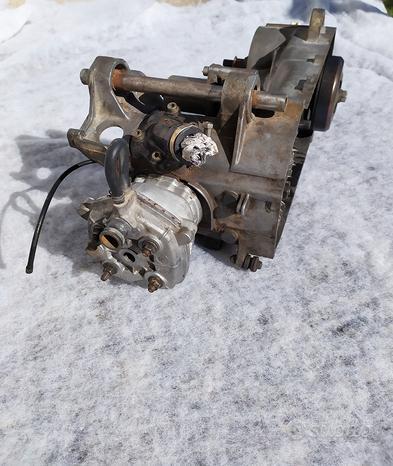 Blocco motore Malossi MHR MINARELLI ORIZZONTALE LQ