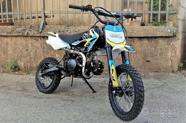 NUOVA PIT BIKE ORION 125 cc 14/12 RACING