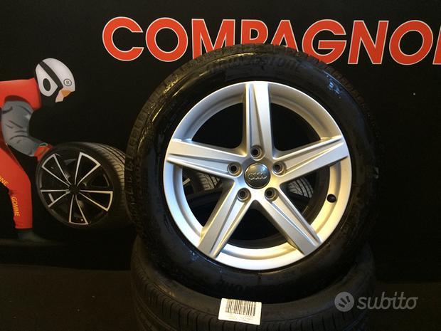 Cerchi in lega Audi 17