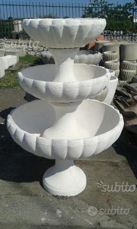 Vasi da giardino - Fontana Margherita
