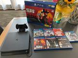 Playstation 4 Slim 1 TB PS4 + Giochi