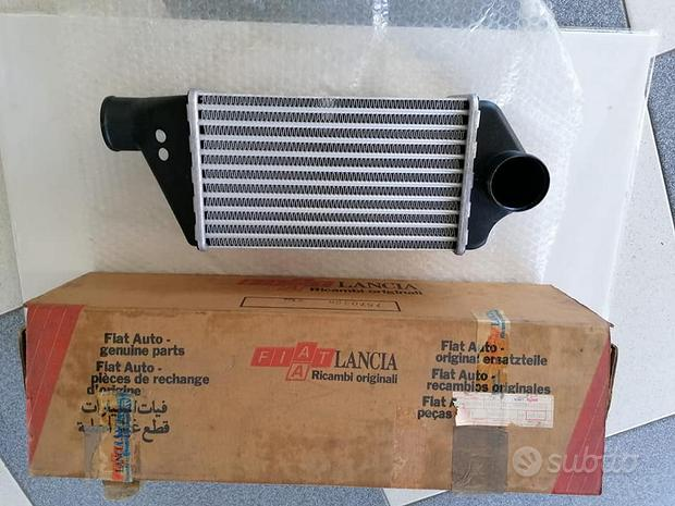 Intercooler nuovo originale fiat uno turbo