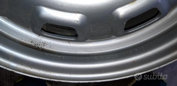 Cerchi Fiat Ritmo Super Abarth 105 125 TC