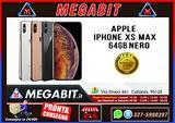 Apple Iphone XS MAX 64GB Nero con GARANZIA