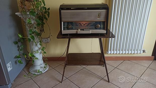 Radio giradischi Philips anni 50/60