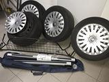 Cerchi volkswagen passat sw r16 + accessori