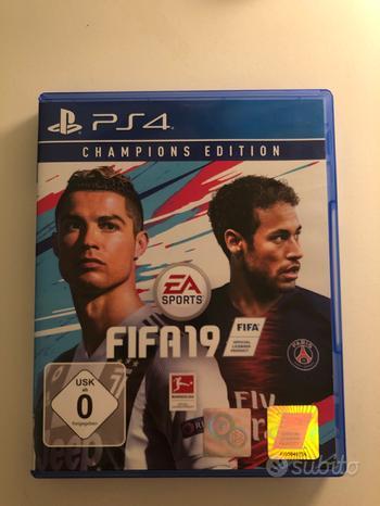 Fifa 19 Champions Edition per Ps4