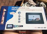 """Cornice digitale majestic 7"""" nuova con scatola"""