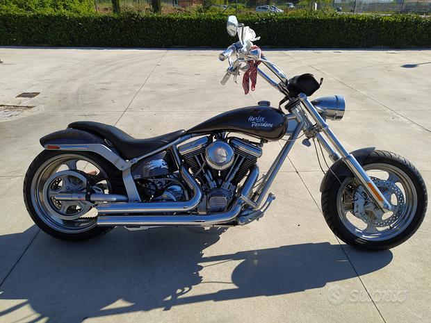 Harley-Davidson Softail Special - 2002