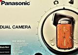 Telecam PANASONIC HX-WA10 - IMPERMEABILE fino 3 mt