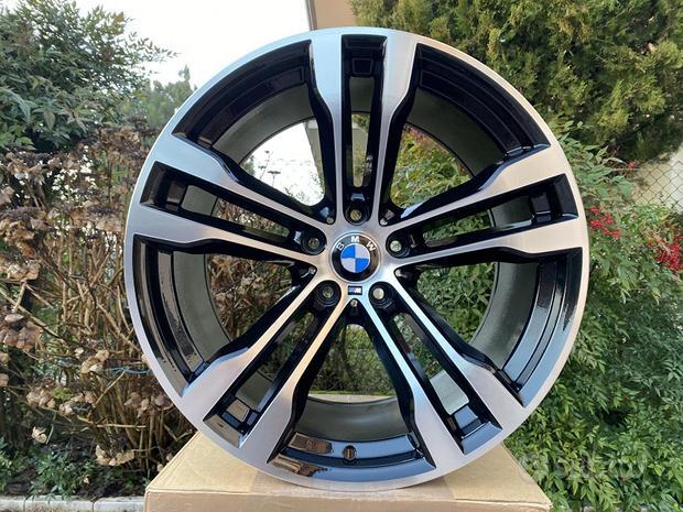 CERCHI 20 BMW X5 X6 MADE IN GERMANY 468 M