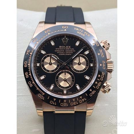 Rolex Daytona 116515 nuovo mai indossato