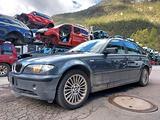 Ricambi per BMW 330 e46 3.0 diesel del 2002