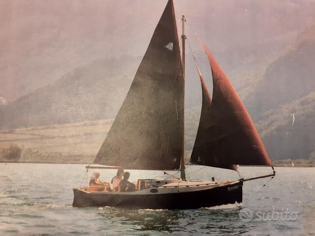 Robusta imbarcazione inglese