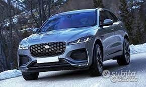 Ricambi per Jaguar F-pace 2020
