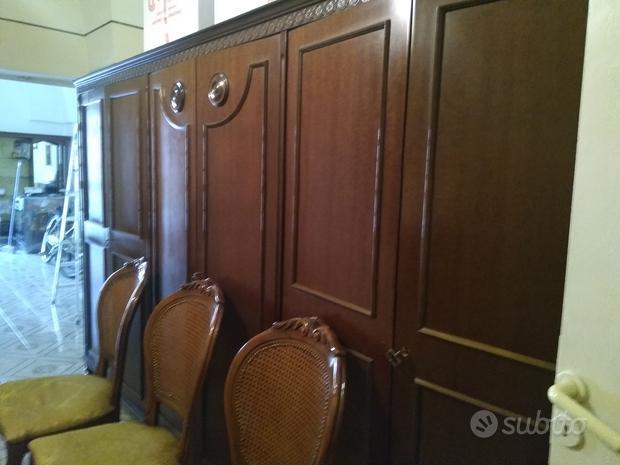 Tavolino armadio consolle mobile letto