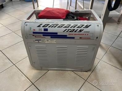 Gruppo elettrogeno LOMBARDY - ITALY MH 9000-5.5 H