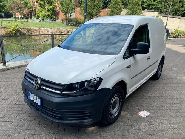 VOLKSWAGEN Caddy 2.0 TDI 102 CV Furgone  + IVA
