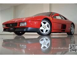 Ferrari 348 TB BERLINETTA 1990-ISCRITTA ASI LIBRO