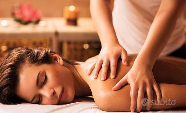 Massaggi olistici al tuo domicilio