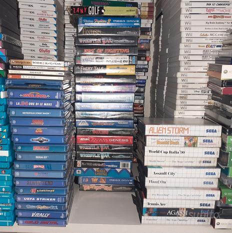 Giochi SEGA (Dreamcast, Master System, ecc)