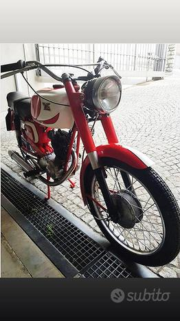 Morini Corsaro 125 1963