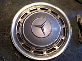 4 copricerchi Mercedes Benz in metallo