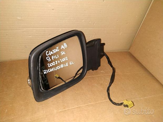 Specchietto retrovisore mercedes classe a/b sx