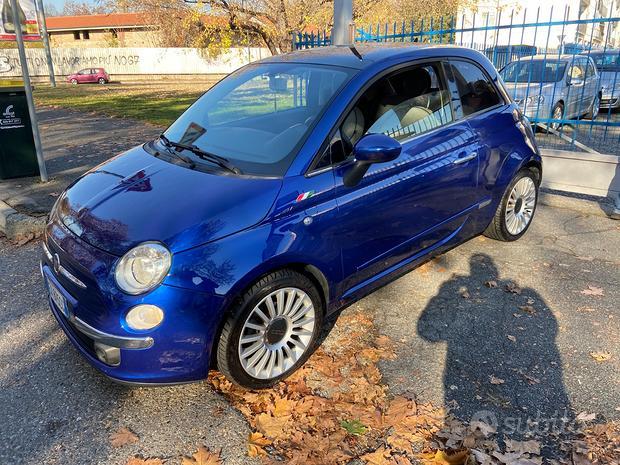 Fiat 500 lounge 1.2 8v 51kw 2010 euro5
