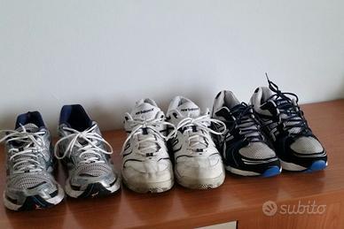 Scarpe n. 51 uomo ASICS, NEW BALANCE, MIZUNO - Sports In vendita a ...
