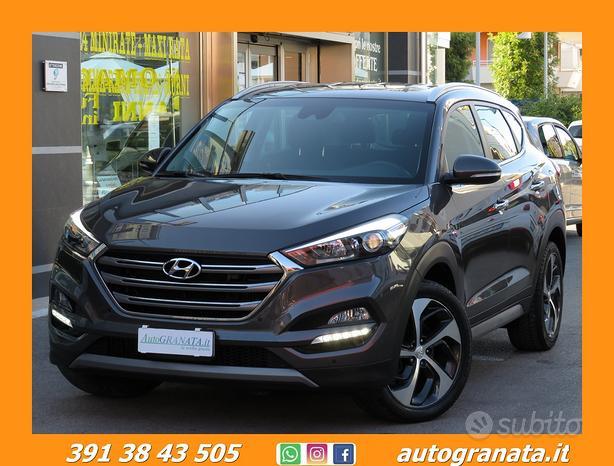 Hyundai Tucson 1.7 CRDI X-POSSIBLE 115CV NAVI+RETR
