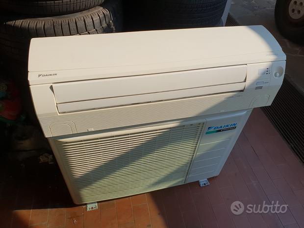 Daikin dual split 9+12 inverter e pompa di calore