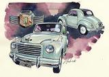 Ricambi Fiat 500 B e C Topolino