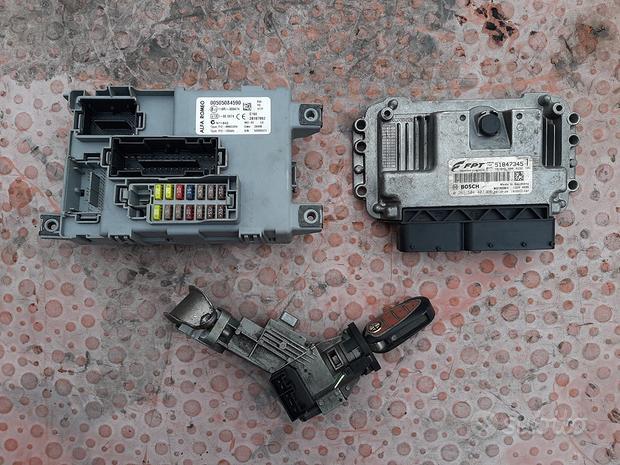 Body computer Alfa Mito 2008 1400cc B. 955A1000