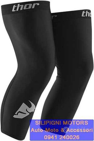 SOTTO-GINOCCHIERE THOR KNEE SLV S5 COMP Col. Black